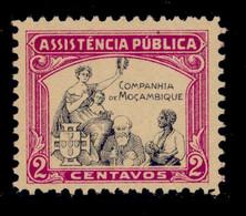 ! ! Mozambique Company - 1933 Postal Tax - Af. IP 02 - No Gum - Mozambique