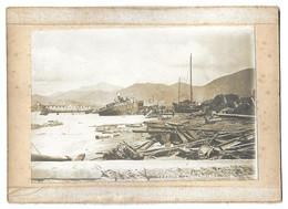 CHINE ( HONG KONG ) TYPHON 1906 - SUM . SOW . PO (  H.M.S PHOENIX ) - China (Hong Kong)