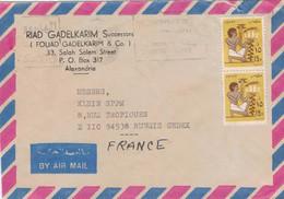 Alexandria 1968 - Frucht Anbau Ente - Cartas