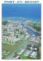14 - Port En Bessin - Vue Générale - Port-en-Bessin-Huppain