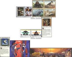 UNO - Genf Postfrisch Die Senioren 1993 Die Senioren - Unused Stamps