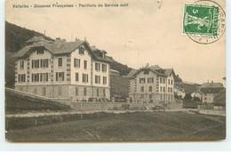 VALLORBE - Douanes Françaises - Pavillons Du Service Actif - VD Vaud
