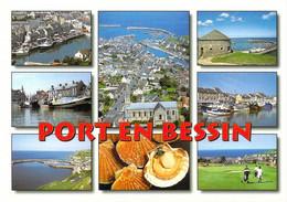 14 - Port En Bessin - Multivues - Port-en-Bessin-Huppain