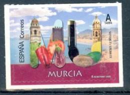 ESPAGNE SPANIEN SPAIN ESPAÑA 2020 12 MONTHS MESES 12 STAMPS SELLOS: MURCIA MNH ED 5373 MI 5485 YT 5185 - 2011-... Nuevos & Fijasellos
