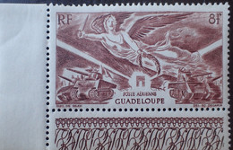 R1507/200 - 1946 - COLONIES FR. - GUADELOUPE - POSTE AERIENNE - N°6 NEUF** CdF - Poste Aérienne