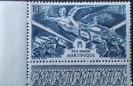 R1507/205 - 1946 - COLONIES FR. - MARTINIQUE - POSTE AERIENNE - N°6 NEUF** CdF - Poste Aérienne