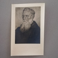 Bidprentje EH Pater Valerius Claes Frans °Geel 1884 Overl Herentals 1958 - Todesanzeige