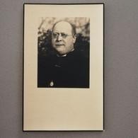 Bidprentje EH Dom Eduardus ° Broechem 1883 Overl Geel St Dimphna 1943  Werkzaam Kuregem Herenthout Herentals - Todesanzeige