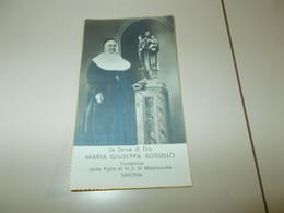 B755  Santino Maria Giuseppa Rossella Savona - Devotion Images