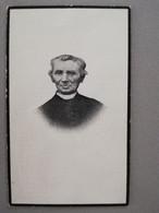 Bidprentje EH Gillis Petrus ° Antwerpen 1822 Overl Geel Oosterlo 1903 Priester Mechelen Herentals - Todesanzeige