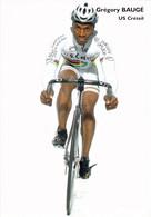CYCLISME: CYCLISTE : GREGORY BAUGE - Ciclismo