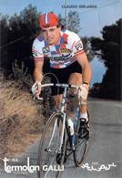 CYCLISME: CYCLISTE : CLAUDIO GIRLANDA - Cycling