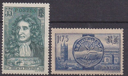 ANNEE 1938,SPLENDIDE TIMBRES DE LUXE N° 397- 400. NEUF (**),SANS TRACE DE CHARNIERE.A SAISIR !!!!!!!!!!! - Unused Stamps
