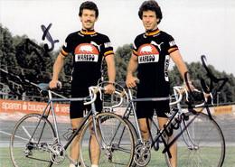 CYCLISME: CYCLISTE : LES FRERES BETZ - Ciclismo