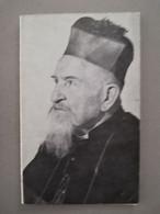 Bidprentje EH MGR Vanuytven Carolus ° Geel 1880 Overl 1969 Abdij Tongerlo Buta Bisschop Megara - Todesanzeige