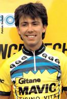 CYCLISME: CYCLISTE : PATRICK GENOUD - Ciclismo