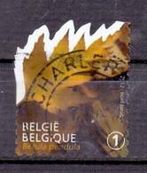 Belgie - 2012 - OBP - Plak Een Boomblad - Gestempeld - Used Stamps