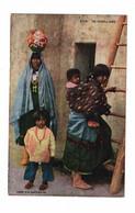 "USA Indian, Women & Children ""In Hopiland"", Pre-1915 Postcard - America"