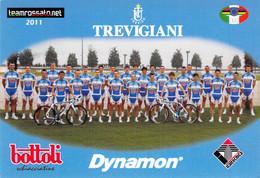 CYCLISME: CYCLISTE : GROUPE TREVIGIANI - Ciclismo