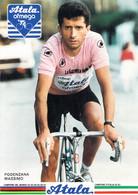 CYCLISME: CYCLISTE : MASSIMO PODENZANA - Cycling
