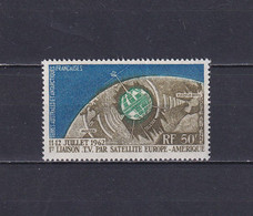 TAAF 1962, Mi# 27, CV €36, Space, MNH - Autres