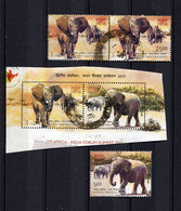 Indien, 2011 Elephant - Usados
