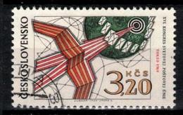 Tchécoslovaquie 1969 Mi 1903 (Yv 1749), Obliteré, - Usados