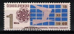 Tchécoslovaquie 1969 Mi 1915 (Yv 1761), Obliteré, - Usados