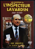 """Les Dossiers De L' Inspecteur LAVARDIN - """" Le Diable En Ville """" - Film De Christian De Chalonge - Jean Poiret . - Crime"""