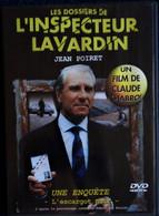 """Les Dossiers De L' Inspecteur LAVARDIN - """" L'escargot Noir """" - Film De Claude Chabrol - Jean Poiret . - Crime"""