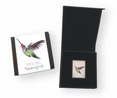 CARIBISCH NEDERLAND ST EUSTATIUS 2020 VOGELS BIRDS OISEAUX NFC TECHNOLOGY   ++ MNH POSTFRIS - Niederländische Antillen, Curaçao, Aruba