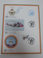 50 Jaar Luchtmacht 1996 - Cartas Commemorativas