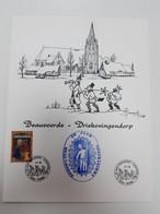 Beauvoorde - Driekoningendorp - Cartas Commemorativas