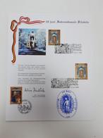 Internationale Filaterie 1996 - Cartas Commemorativas