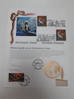 Internationale Filantelie - Cartas Commemorativas