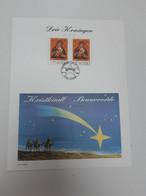 Drie Koningen - Cartas Commemorativas