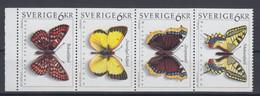 Sweden 1993 - Michel 1774-1777 MNH ** - Ungebraucht