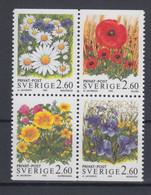 Sweden 1993 - Michel 1781-1784 MNH ** - Ungebraucht