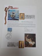 Internationale Filaterie - Cartas Commemorativas