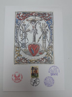 Heilig Bloed Brugge - Cartas Commemorativas