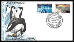 0759 AAT 1971 Lettre (cover) Australian Antarctic Territory (australie) - Lettres & Documents