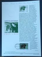 Document Philatélique Avec N° 3197  Avec Oblitération Cachet à Date 1998  TTB - Used Stamps