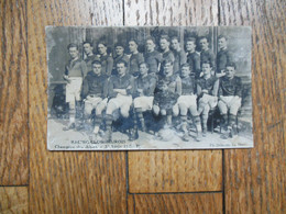 RACING CLUB MUROIS CHAMPION DES ALPES 3EME SERIE 1924-25 RUGBY - La Mure