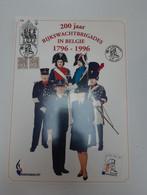 200 Jaar Rijkswacht - Cartas Commemorativas