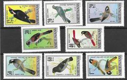 Vietnam Birds Complete Set Mint No Hinge 1978 7,5 Euros - Zonder Classificatie