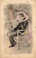 ILLUSTRATEUR   M.LA MONACA Couple Amoureux - Altre Illustrazioni