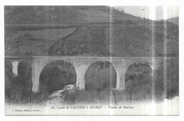 La Ligne De Castres à Murat Viaduc De Bouissas - Sin Clasificación