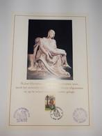 H.Bloedprocessie - Cartas Commemorativas