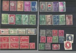 Lot Timbre Etats-Unis Joli Lot - Used Stamps