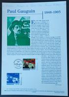 Document Philatélique Avec N° 3207  Avec Oblitération Cachet à Date 1998  TTB - Used Stamps